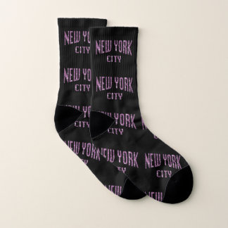 New York City on Spring Pink Rose 1