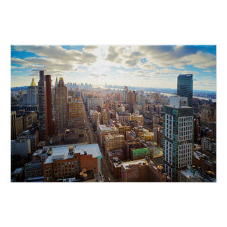 New York City Perfect Poster