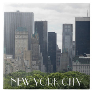New York City Photo Tile