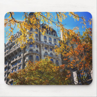 New York City Photograph Broadway Upper West Side Mouse Pad