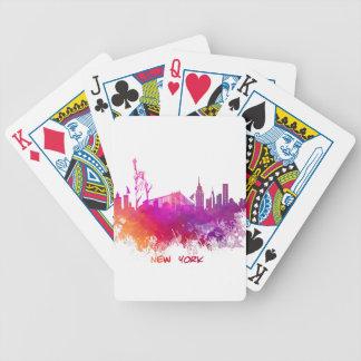 New York City Poker Deck