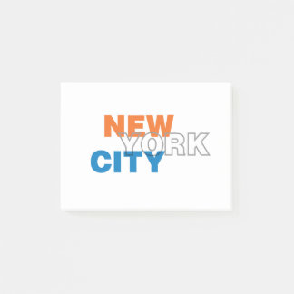 New York City Post-it® Notes