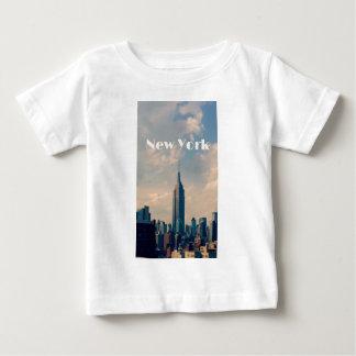 """New York City Print """" I love New York"""" Baby T-Shirt"""