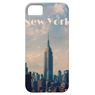 "New York City Print "" I love New York"" Case For The iPhone 5"