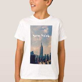 "New York City Print "" I love New York"" T-Shirt"