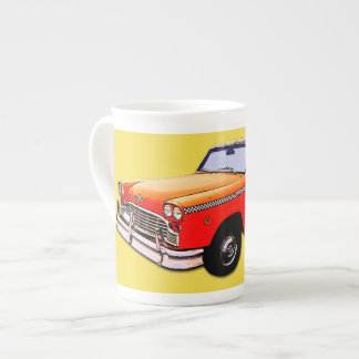 New York City Retro Taxi Cab Cup
