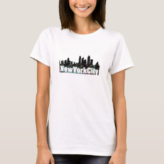New York City Sequin T-Shirt