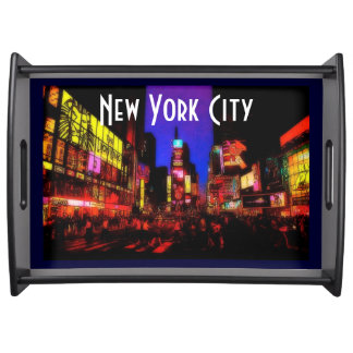 New York City Serving Tray