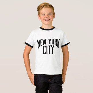 New York City SHORT SLEEVE TSHIRT