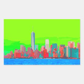 New York City Sky Line