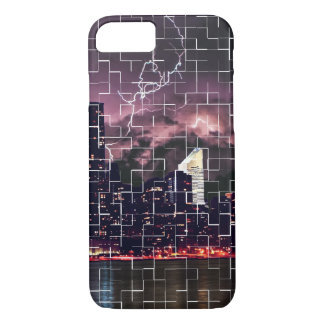 New York City skyline at night Iphone 8/7 cover