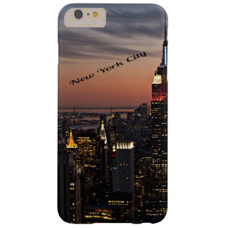New York City Skyline Barely There iPhone 6 Plus Case