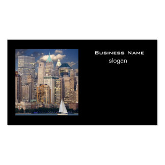 New York City Skyline Pack Of Standard Business Cards