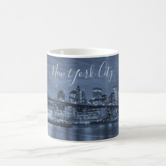 New York City Skyline Delight Coffee Mug