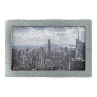 New York City Skyline Empire State Building NYC Belt Buckle