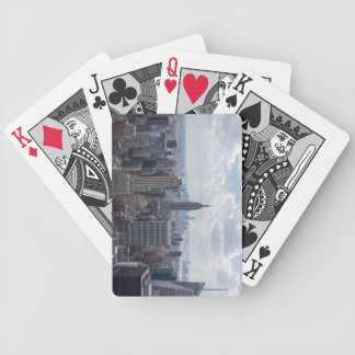 New York City Skyline Empire State Building NYC Bicycle Playing Cards
