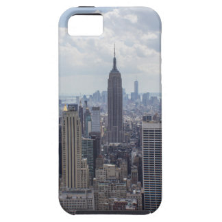 New York City Skyline Empire State Building NYC iPhone 5 Cases