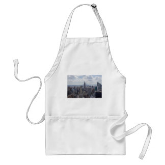 New York City Skyline Empire State Building NYC Standard Apron