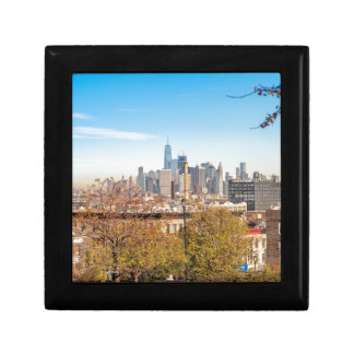 New York City Skyline Gift Box