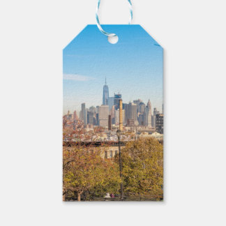 New York City Skyline Gift Tags