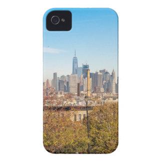 New York City Skyline iPhone 4 Case