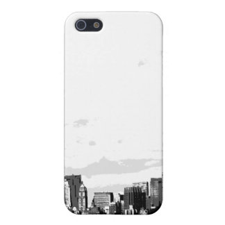 New York City Skyline iphone case iPhone 5 Cover