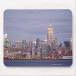 New York City Skyline Mouse Pad