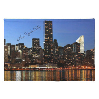 New York City Skyline Placemat