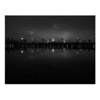 New York City Skyline Postcard! Postcard