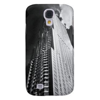 New York City Skyscraper in Black and White