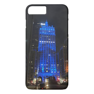 New York City Skyscraper Park Avenue Night NYC iPhone 8 Plus/7 Plus Case