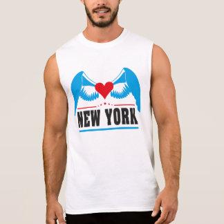 New York City Sleeveless Shirt