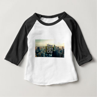 New York City Souvenir Baby T-Shirt