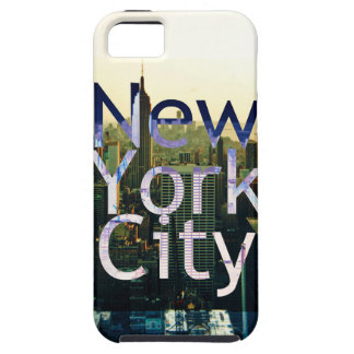 New York City Souvenir Case For The iPhone 5