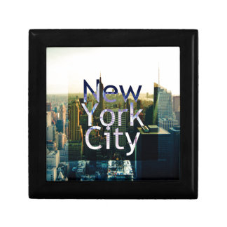 New York City Souvenir Gift Box