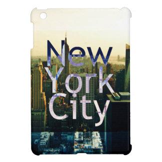 New York City Souvenir iPad Mini Cases