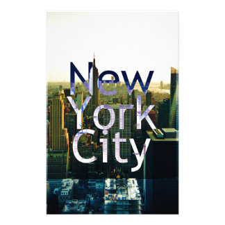 New York City Souvenir Stationery