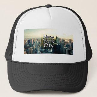 New York City Souvenir Trucker Hat