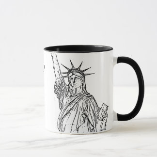 New York City ~ Statue of Liberty Mug