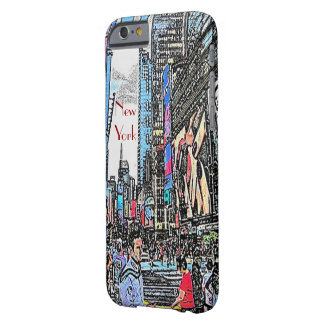 New York City Streets iPhone covers