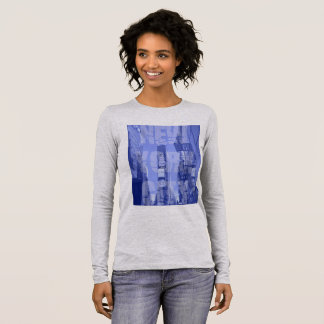 NEW YORK CITY style by First Fantasy Long Sleeve T-Shirt