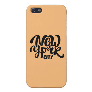 New York City Style Case For iPhone 5/5S