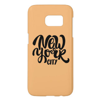 New York City Style Samsung Galaxy S7 Case