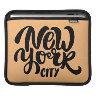 New York City Style Sleeves For iPads