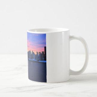 New York City Sunset Coffee Mug