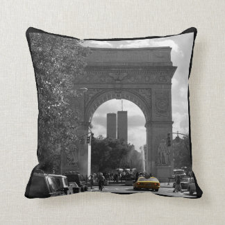 New York City Throw Pillow (customize)