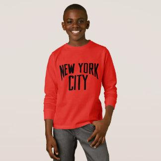 New York City UNISEX LONG SLEEVE SHIRT MANY COLORS