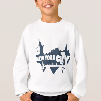 New York City - Vector Sweatshirt