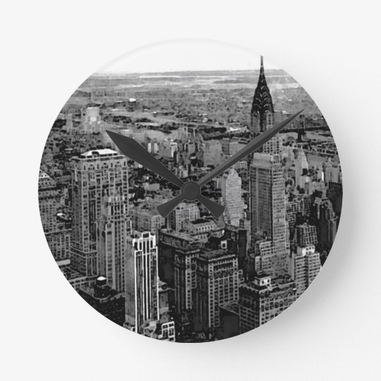 New York City Wallclock