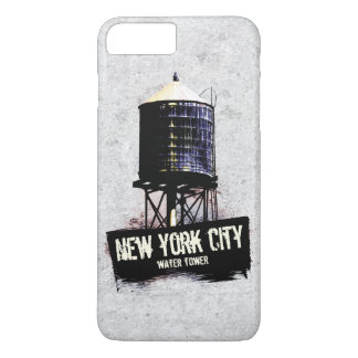 New York City Water Tower Phone Case